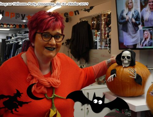 Rückblick vom Halloween Shopping
